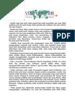 Bimbingan Manasik Haji Indonesia