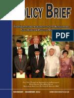 The Framework Agreement on the Bangsamoro