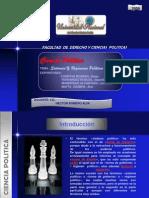 Regimen y Sistemas Politicos - Derecho IV - Huacho