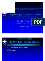 00Clayburg, John - The Four Steps to 80% Day Trading Success (Online Trading Expo - Traders' Library)