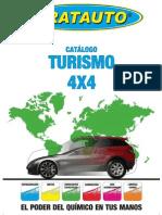Cataloto Tratauto 2013 - Turismo y 4x4