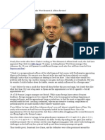 Why Pepe Mel is the Right Man to Take West Bromwich Albion Forward