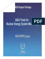 Nuclear Energy Planning