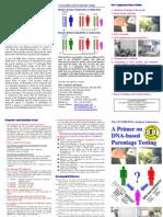 2011_Primer on Parentage Testing_UP