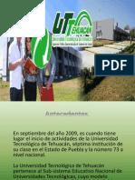 Universidad Tecnologica de Tehuacan
