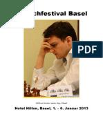Schachfestival Basel Online2013