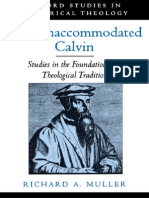 The Unaccommodated Calvin