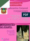 Mecanica Corporal y Posiciones