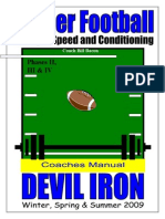 Dreher High School Strength Speed and Conditioning