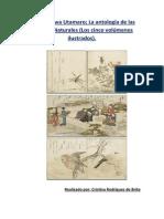 Kitagawa Utamaro.doc.pdf; Los 5 volúmenes ilustrados