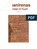 AMANIRENAS THE KANDAK OF KUSH