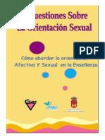 25 CUESTIONES SOBRE LA ORIENTACIÓN SEXUAL - Jesús Generelo