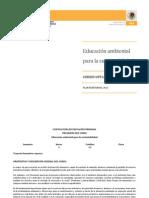 Educacion Ambiental Para La Sustentabilidad Lepri