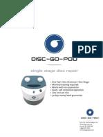 Disc-Go-Pod Manual