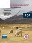 1 (PRAA) Climate Change in the Tropical Andes