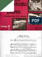 Gainza, Violeta - Metodo Para Piano