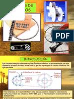Cadenas de Rodilloos ISO