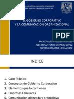 El Gobierno Corporativo y La Comunicacuon Organizacional