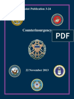 Joint Publication 3-24 Counterinsurgency (2013)