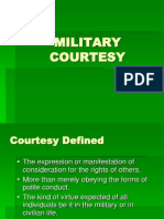 Military Courtesy and Discipline (1)