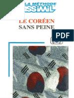 Méthode coréen-français