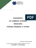 AEB - Radiografia Comércio Exterior Brasil