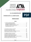 Intro a La Computacion Grupo Haa03 Equipo 8 Excel