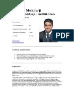 Dr A Mukherji