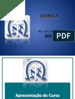 Didática - 2013.1