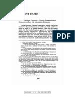 TLR Casenote