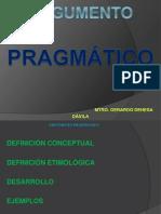 9) Argumento Pragmatico