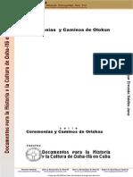 Ceremonias y Caminos de Olokun