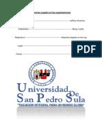 Aspectos Legales en Las Organizaciones (Informe)