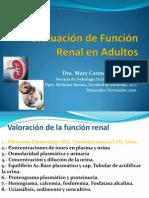 Fn. Renal Jornadas Bioanálisis Modificada 2010