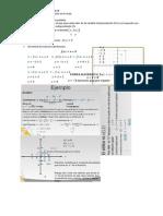 Funcion Lineal Formula f