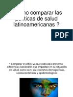 Cómo comparar las políticas de salud latinoamericanas