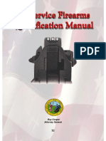 Firearms 2012 Inservice Manual