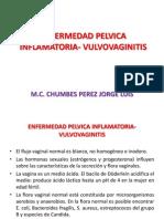 Enfermedad Pelvica Inflamatoria- Vulvovaginitis