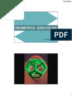 Geometría auricular 1a parte