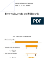 Wind Load on Free Standing xxWall_1