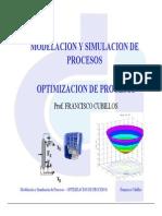 Modelacion y Simulacion de Sujetos