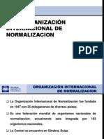 ISO – Organización Internacional de