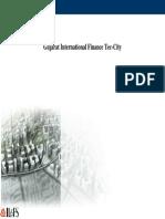 Gujarat International finance tech city