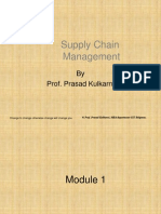 VTU Supply Chain PPT