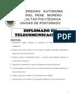 Diplom Telecomunicaciones