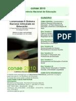 CONAE 2010 Doc Temas e Eixos Tematicos1