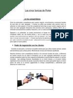 Las Cinco Fuerzas de Porter.docx Ultimoo (1)