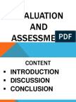Curriculum _ Evaluation