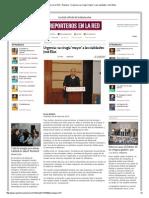 08-01-2014 'Urgencia; va cirugía 'mayor' a las vialidades_ José Elias'.
