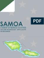 SAMOAN ARCHITECTURE